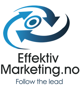 Effektiv Marketing | SEO Eksperten Logo